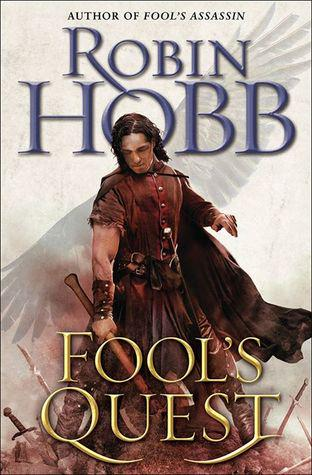 Cover of Fool's Quest by Robin Hobb